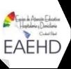 EAEHD Ciudad Real. Equipo de Atención Educativa Hospitalaria y Domiciliaria